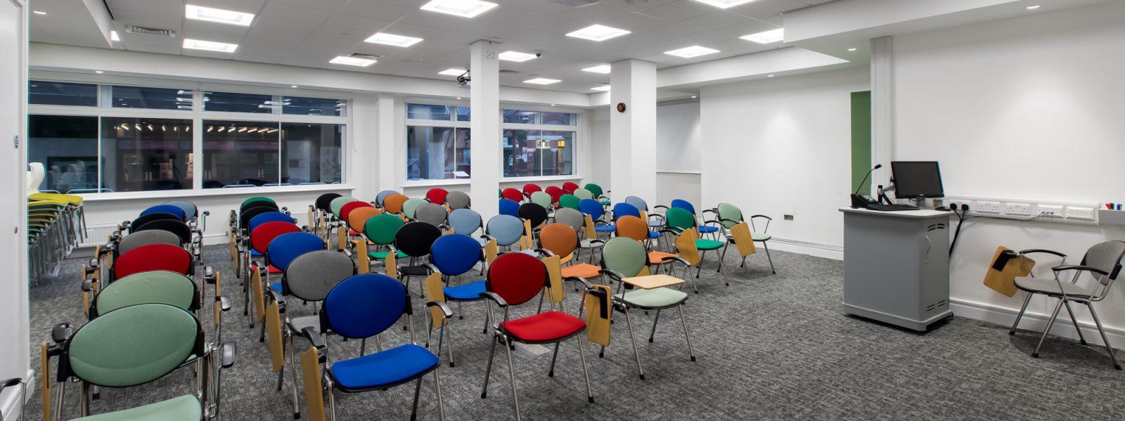 LSE Teaching Rooms